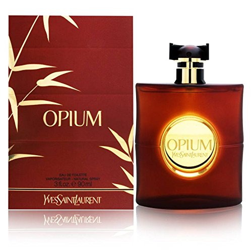 OPIUM For Women By YVES SAINT LAURENT Eau de Toilette Spray 3 oz ()