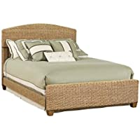 Home Styles 5401-400 Cabana Banana Queen Bed, Honey Finish