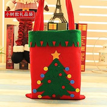 a3580c218 nikgic de bolsos bolsa de caramelos para Navidad bolso con asa de transporte  sacs-cadeaux
