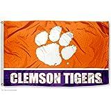 Clemson Tigers Flag Large 3x5