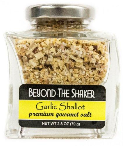 Garlic Shallot Sea Salt