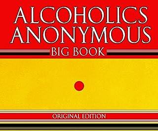 Book Cover: Alcoholics Anonymous - Big Book - Original Edition