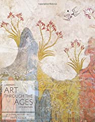 GARDNER'S ART THROUGH THE AGES: A GLOBAL HISTORY, VOLUME I provides you with a comprehensive, beautifully illustrated tour of the world's great artistic traditions! Easy to read and understand, the 15th edition of the most widely read art his...