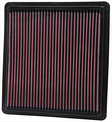 K&N engine air filter, washable and reusable:  2005-2010 Ford Mustang and Mustang GT 33-2298 - Mustang Gt Horsepower