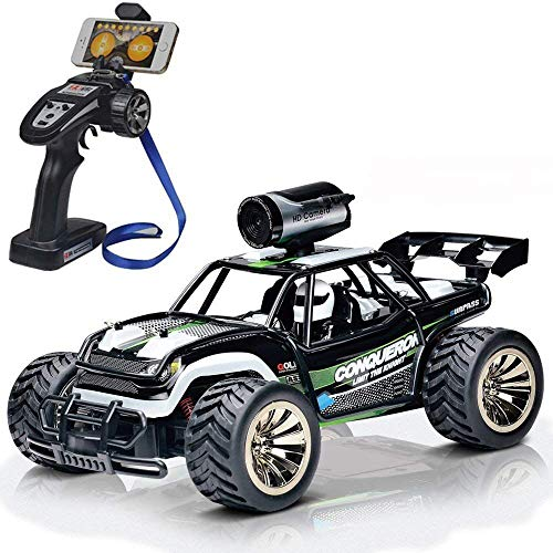 Rc Remote Control Cars with FPV Camera HD 720P