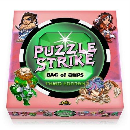 [シャーリンゲーム]Sirlin Games Puzzle Strike 3rd Edition PS-03 [並行輸入品] B007SYF07O