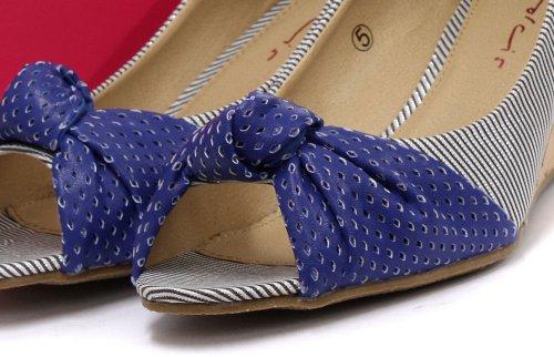 Dolcis, Sandali donna Navy/Stripe