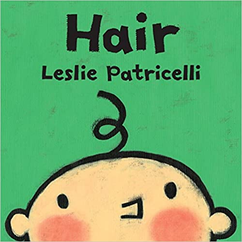 Hair (Leslie Patricelli Board Books) Download