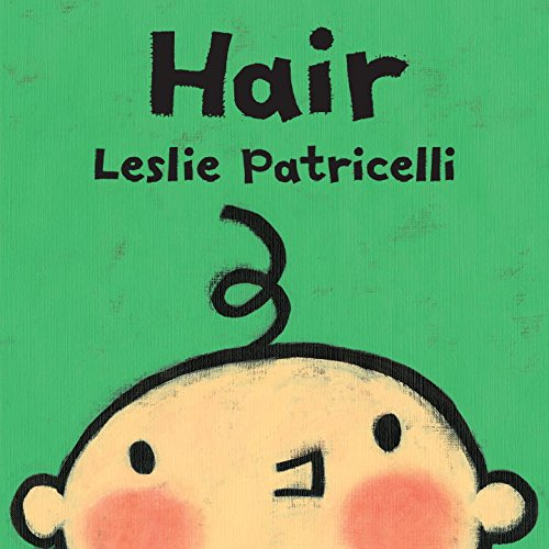 Hair Leslie Patricelli board books product image