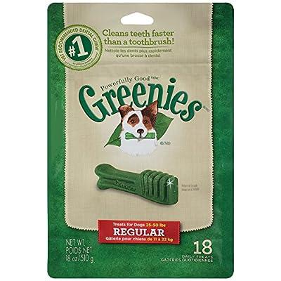 GREENIES Original Dental Dog Treats from Greenies