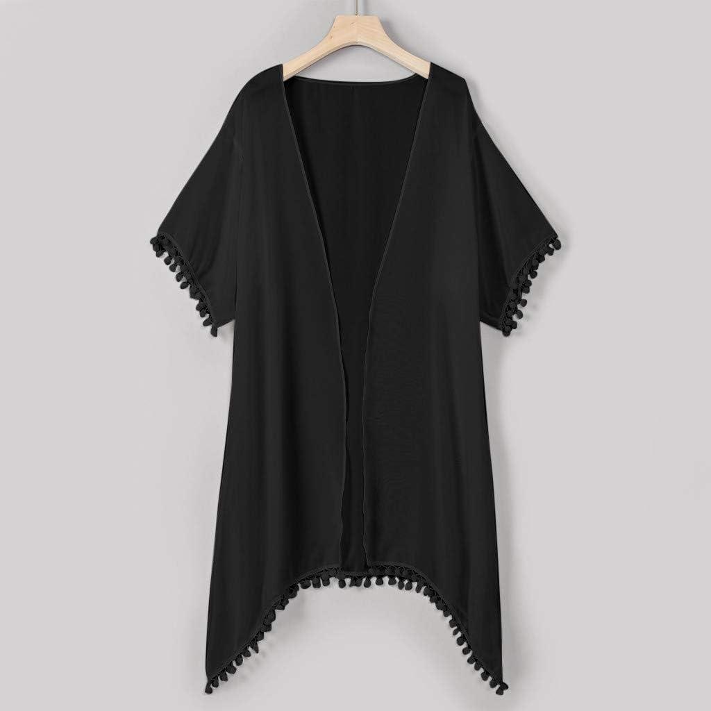 YOUNGSUN Womens Plus Size Swimdress Tankini Padded Flare Dress Pleated Beach Suit Solid Swimwear Switmsuit Beachwear
