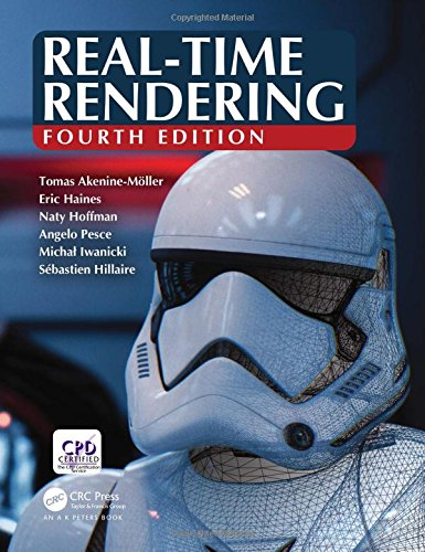 Real-Time Rendering, Fourth Edition by A K Peters/CRC Press