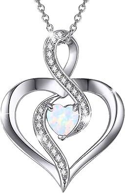 collier pour femme coeur