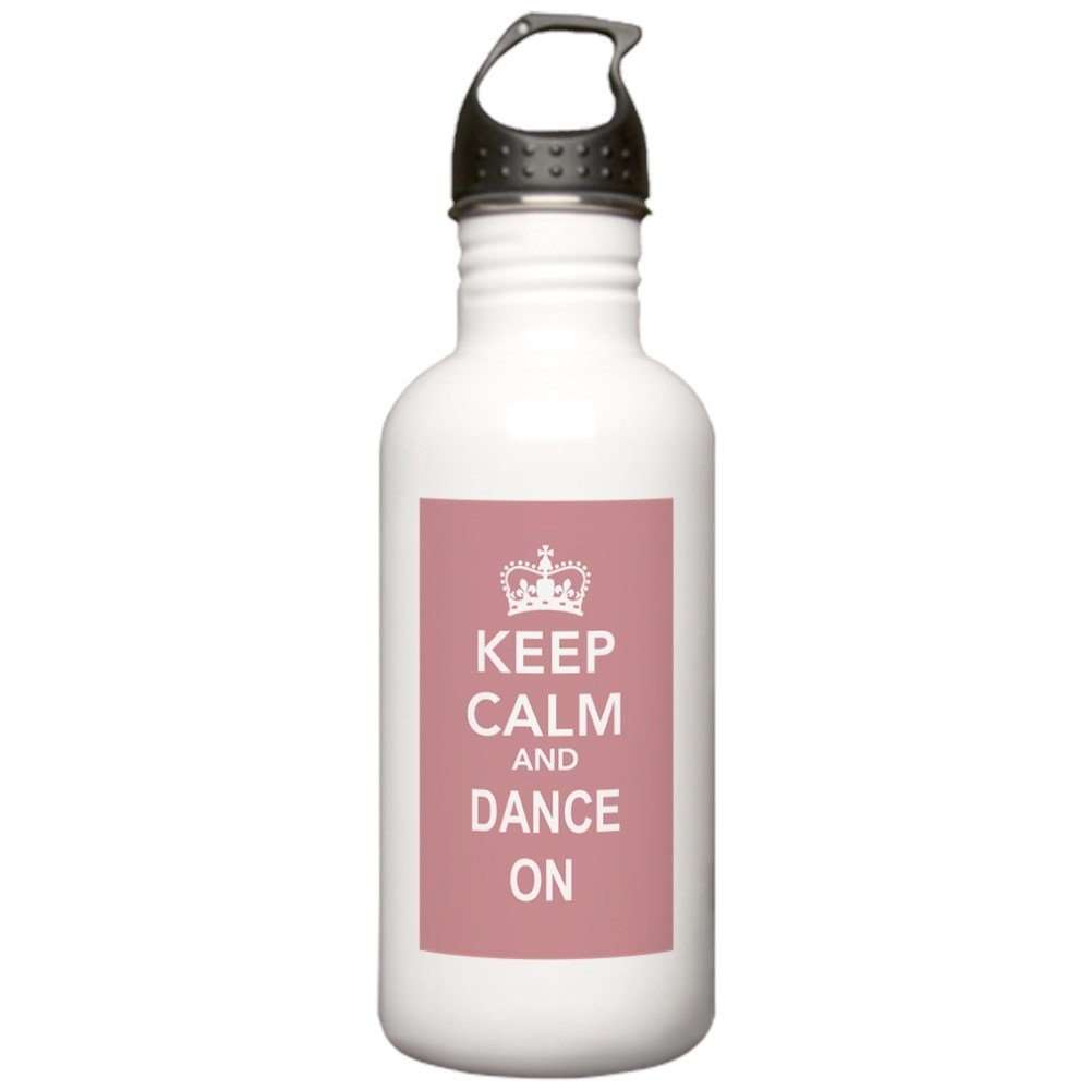 CafePress - Dance On Stainless Water Bottle 1.0L - Stainless Steel Water Bottle, 1.0L Sports Bottle