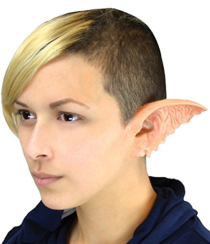 Cinema Secrets Gremlin Ears Foam Prosthetic Funny Theme Party Halloween Accessory