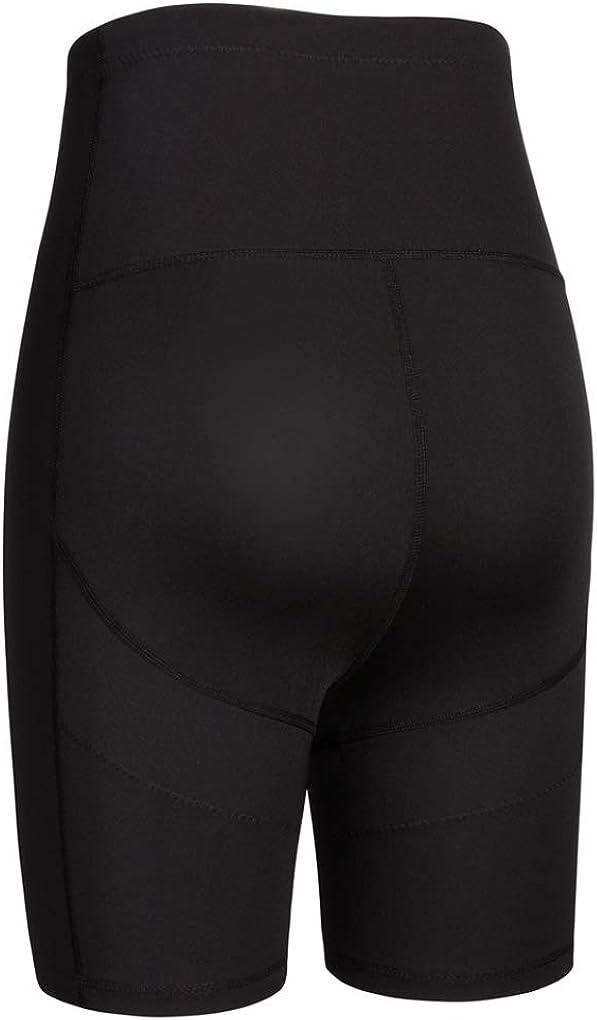 DOCOLA Women High Waist Shorts Body Shaper Elastic Shaping Pants Butt Lifter Slimming Tummy Control Weight Loss Shapewear