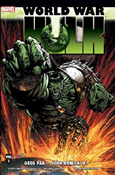 World War Hulk by [Pak, Greg]