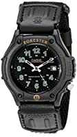 CASIO Men's FT500WVB-1BV Forester Sport Watch with Nylon Band