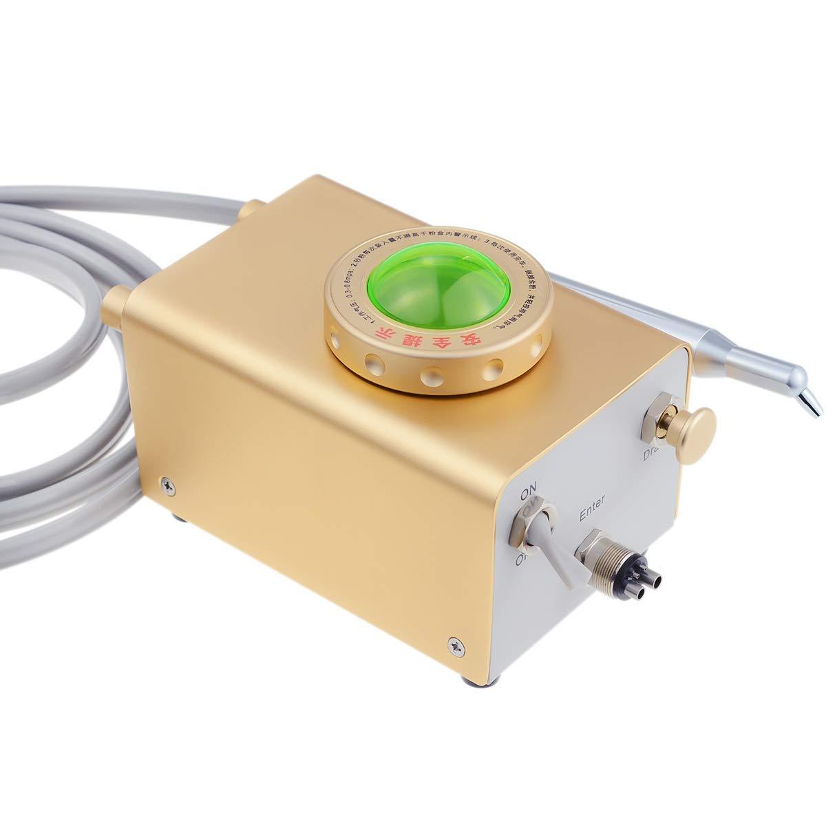 Alkita Lab Sandblasting Machine Air Filtration Device Polishing Equipment 4 Holes