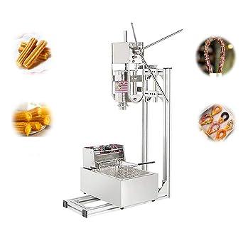 BAOSHISHAN Máquina para hacer churros Máquina para hacer churros ...