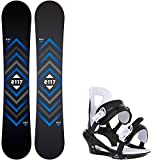 snowboard packages for men 162 - 2117 Of Sweden Berg 162 Mens Snowboard + Chamonix Savoy Bindings - Fits US Mens Boots Sized: 9,10,11,12