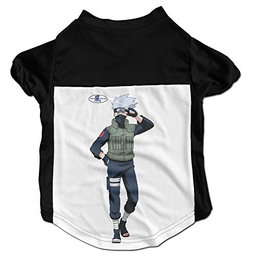 [Kakashi Latest Puppy Dog Clothes Sweaters Shirt Hoodie Coats] (Kakashi Hatake Costumes Contact Lenses)