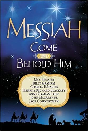 Best Christmas Devotional Ever.Messiah Come And Behold Him A Christmas Devotional Thomas