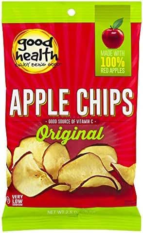 Good Health, Apple Chips, 2.5 Ounce