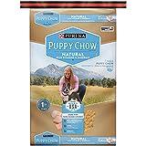 Purina Puppy Chow Natural Plus Vitamins & Minerals Dog Food, 15.5 lb. Bag