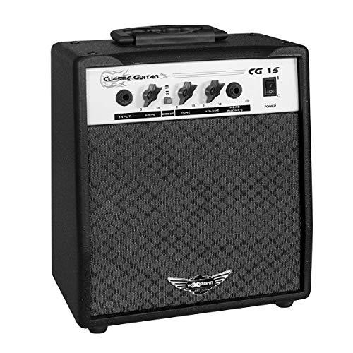 Amplificador Classic Guitar CG15 Preto 6 Polegadas 15w 4 Ohms VOXSTORM