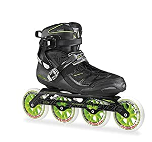 how to turn on rollerblades