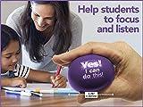 Teacher Peach Stress Ball Assortment, 3