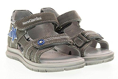 NERO GIARDINI P724280M Babyschuhe / Sandalen 106 (23/26) Grey