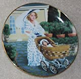 BRIGHT EYES from the SHIRLEY TEMPLE PLATE COLLECTION by The Danbury Mint