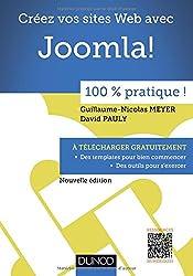 Créez votre site web avec Joomla! - 100 % pratique Nouvelle édition