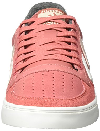 Rose Oiled Slimmer Stadil Hummel Pink Sneaker Low Faded Damen Duo zfxqIS4