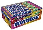 Mentos Rolls, Mixed Fruit, 1.32 Ounce...