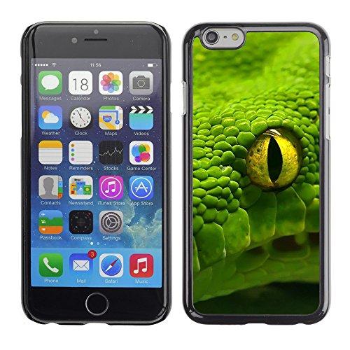 "Premio Sottile Slim Cassa Custodia Case Cover Shell // V00003382 tête de serpent vert // Apple iPhone 6 6S 6G PLUS 5.5"""
