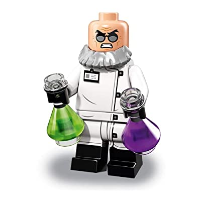 LEGO The Batman Movie Series 2 Collectible Minifigure - HUGO STRANGE (71020): Toys & Games