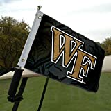 Wake Forest Golf Cart and Boat Flag