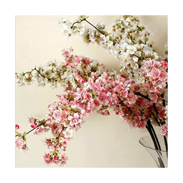 Ahvoler-Artificial-Cherry-Blossom-Branches-Flowers-Stems-Silk-Tall-Fake-Flower-Arrangements-Home-Wedding-Decoration39-Inch