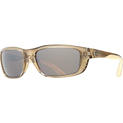 bf0439b5f1 Image Unavailable. Image not available for. Color  Costa Del Mar Sunglasses  - Zane- Glass   Frame  Crystal Bronze Lens  Polarized
