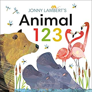 Book Cover: Jonny Lambert's Animal 123