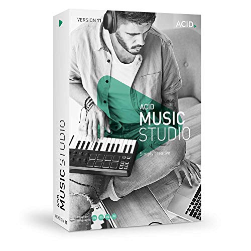 - Acid Music Studio - Version 11 - Simply Creative