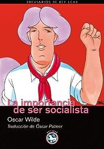La importancia de ser socialista par Wilde