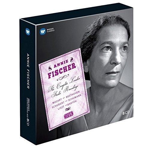 ICON - Annie Fischer: The Complete London Studio Recordings by Annie Fischer - Studio 5 London