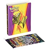 Pokemon Sun & Moon—Guardians Rising Mini Binder Pokémon Trading Card Game: Collector's Album Includes Bonus Booster Pack