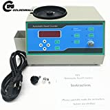 CGOLDENWALL Automatic Seeds Counter Machine for Various Shapes Seeds SLY-A / SLY-B / SLY-C (SLY-A(Small and medium Shapes Seeds))