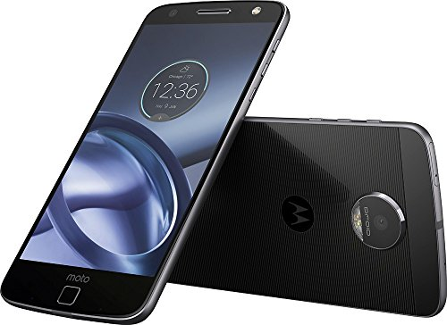 Moto Z FORCE Droid Edition 32gb Unlocked GSM w/Shatterpoof Display XT1650M ( Bands 2,3, 4, 5, 7 and 13) (Black)