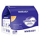 MMBABY Nursing Pads,1 Packs of 60 Stay Dry Disposable Breast Pads (BB0253-60 Count)
